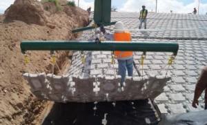 Tapetes de Concreto